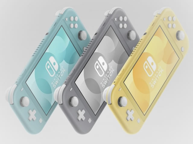 Nintendo Switch Lite 任天堂