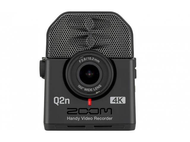 Zoom Q2n-4K ビデオカメラ