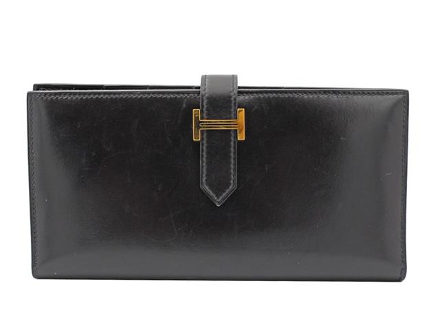 滋賀県でエルメスの長財布(ベアンスフレ)高価買取ショップ