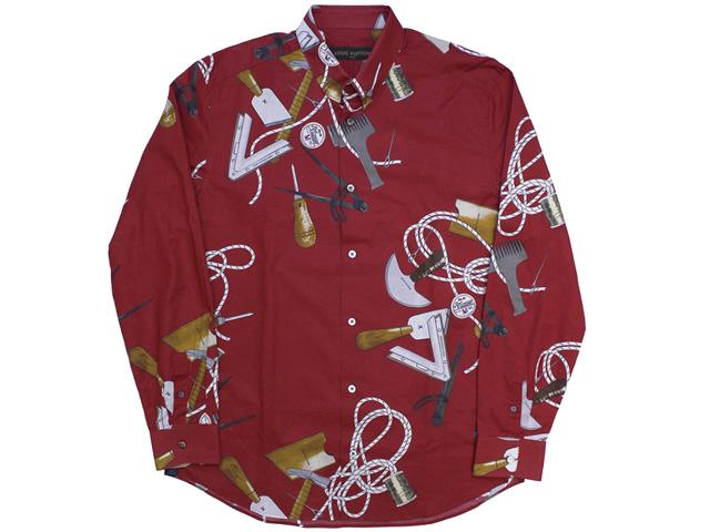 滋賀県でルイヴィトンのメンズシャツを買取させていただきました